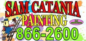 Sam Catania Painting